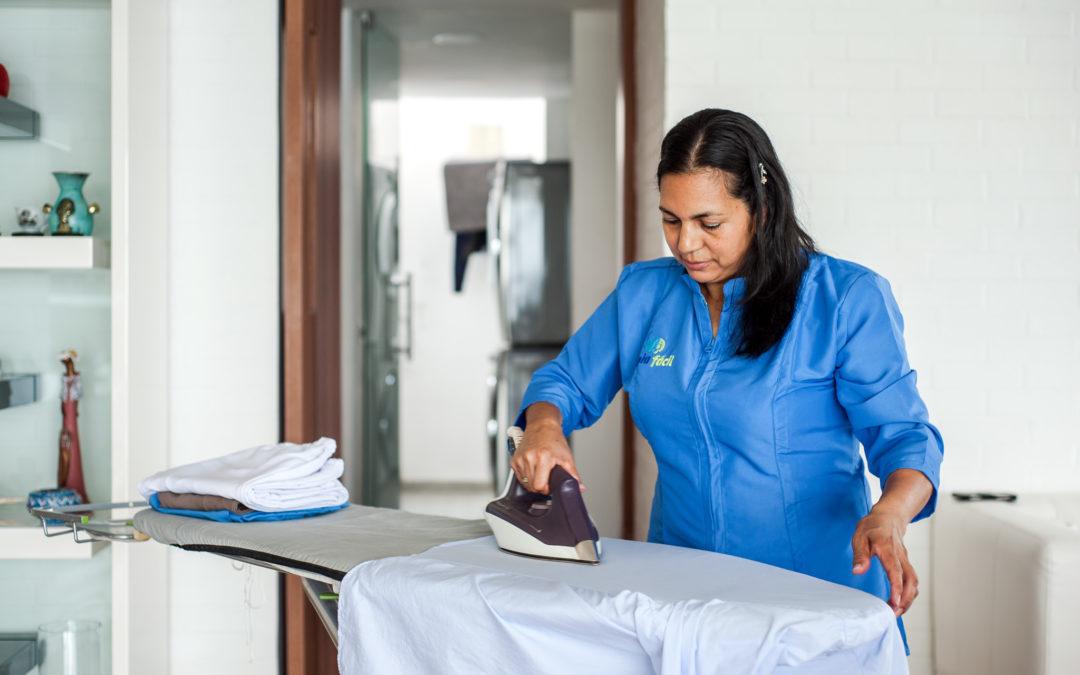 Empleadas domésticas por horas y medio tiempo en Medellín