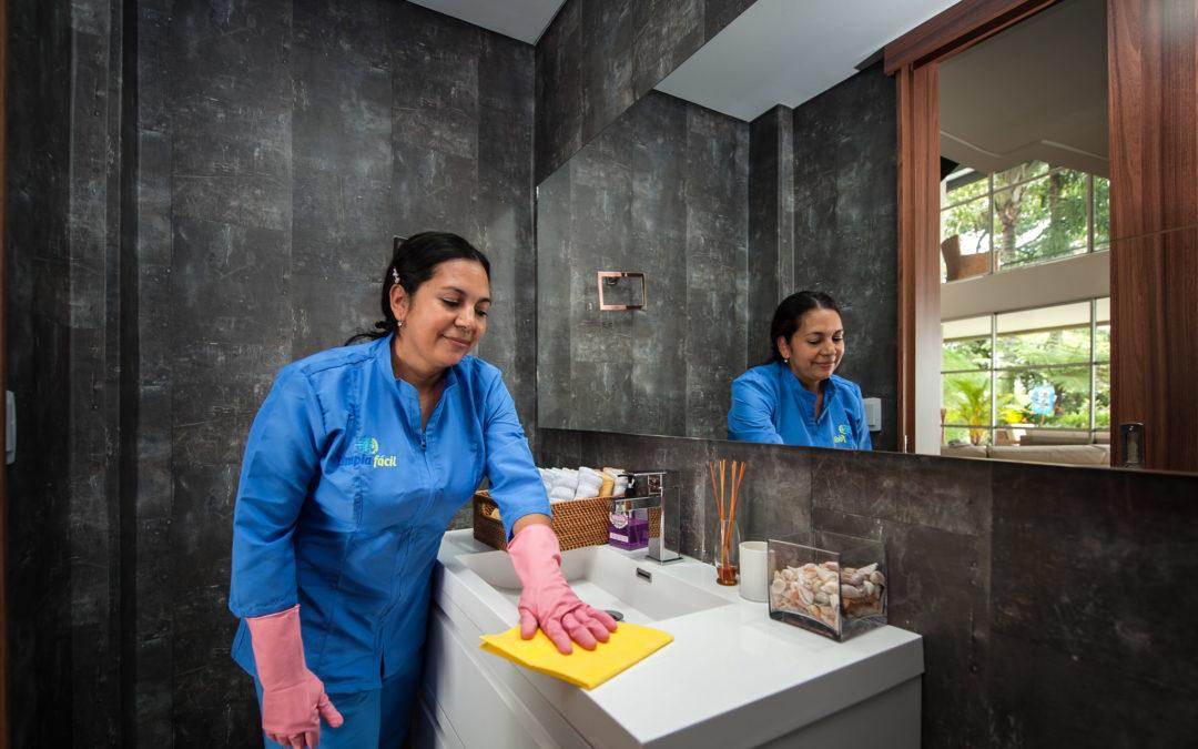 Empresa de aseo para oficinas en Medellín