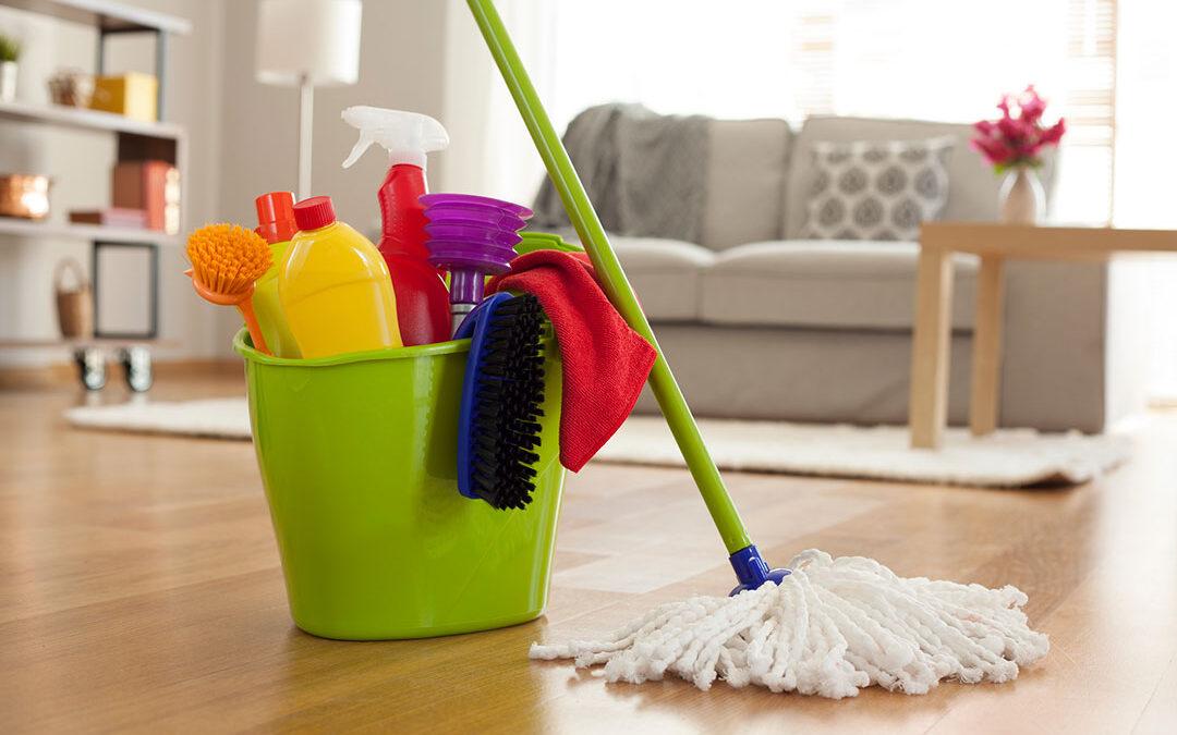 Consejos de limpieza profesional en casa